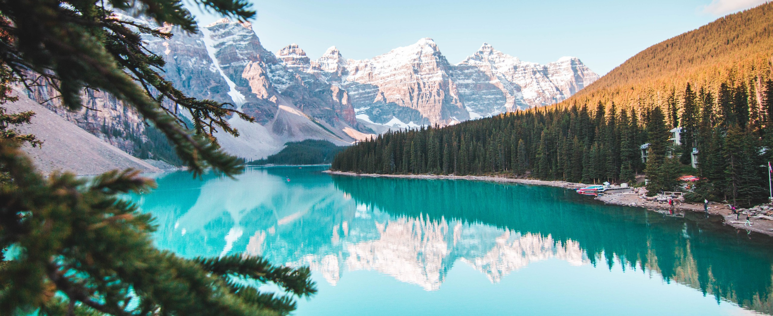 Heart of the Canadian Rockies Self-Drive Tour