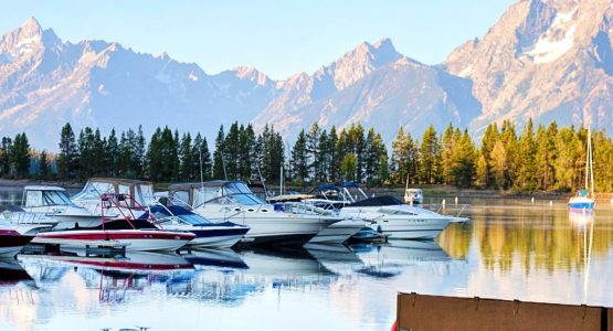 Yellowstone, Tetons, Glacier Self-Drive Tour