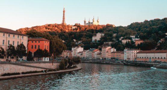 Rhône River by Bike: Geneva to Lyon