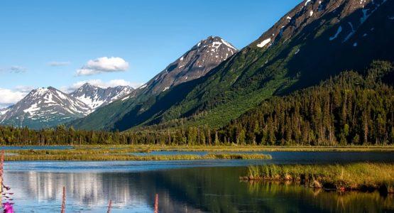 Alaska's Last Frontier Hiking Tour