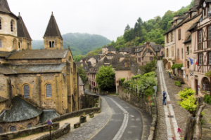 Walk the Le Puy Camino: Aumont-Aubrac to Conques