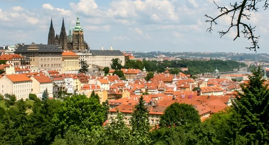Prague to Dresden on the Elbe Cycle Path