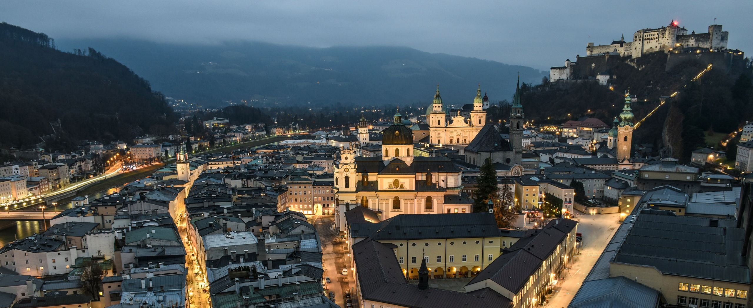 Across the Alps: Salzburg to Villach Bike Tour
