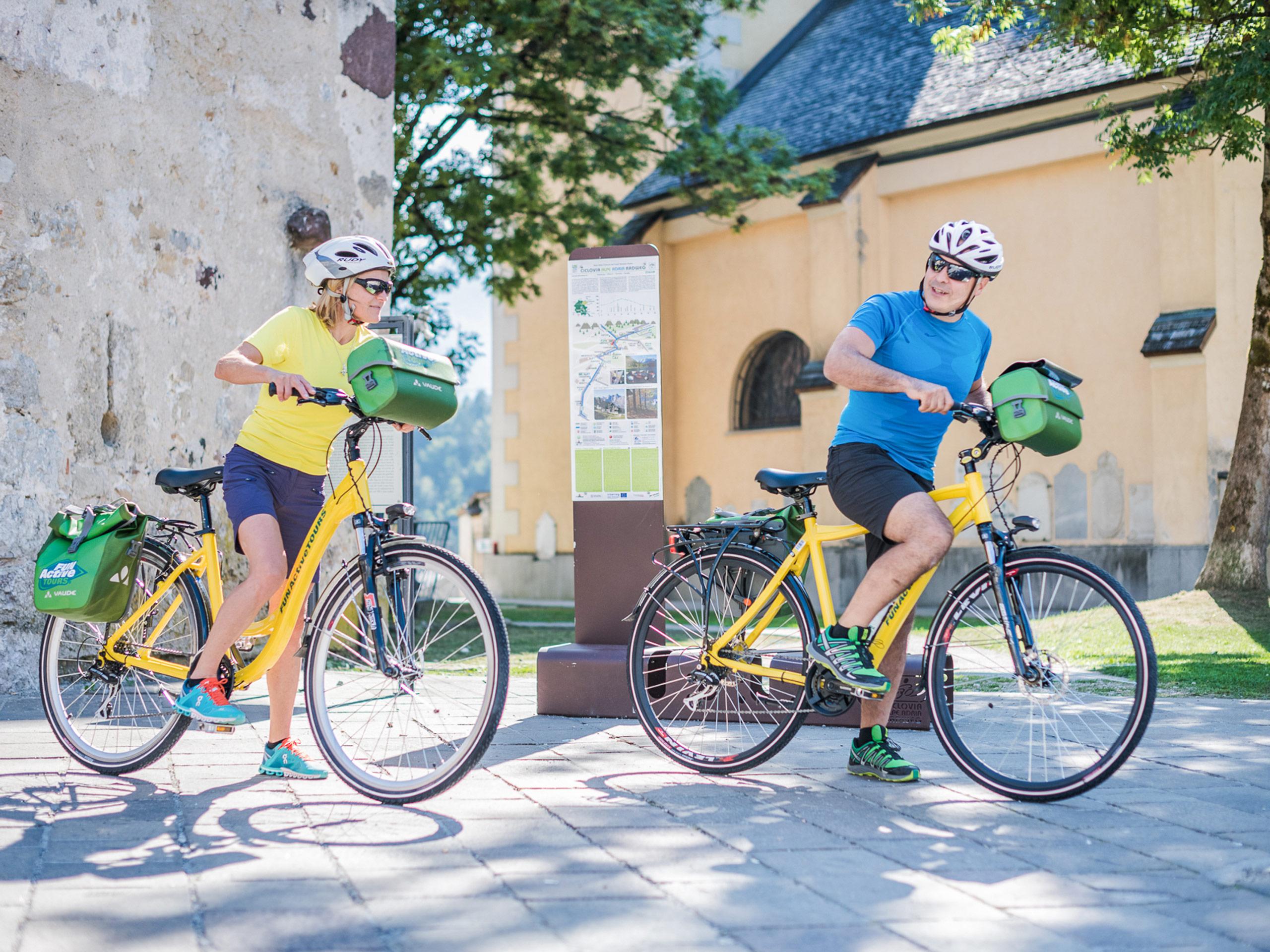 An amazing cycling trip in SalzburgGrado Italy