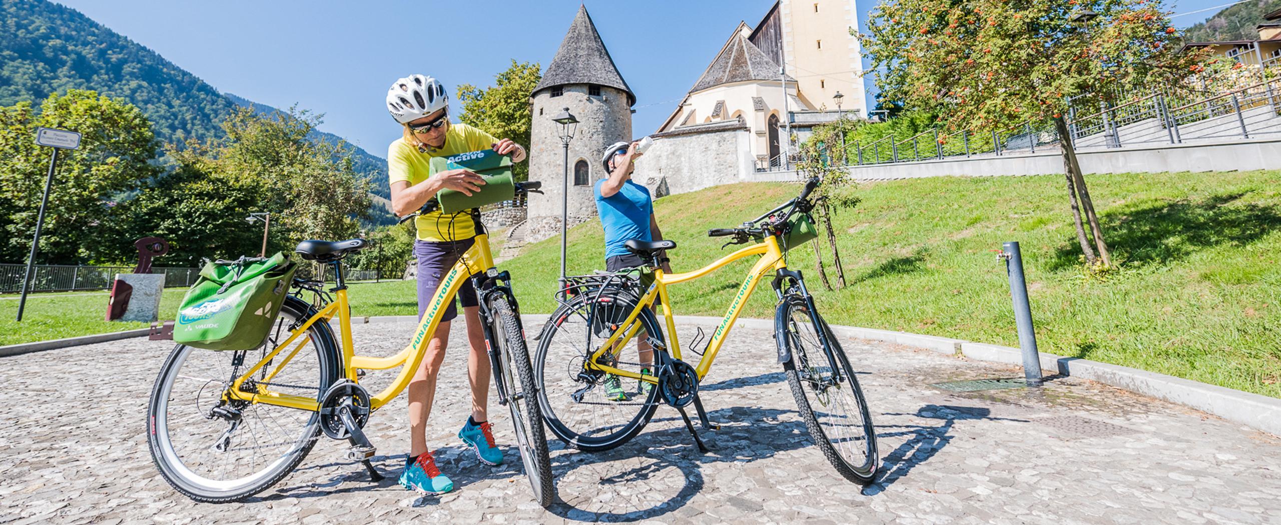 Mountains and Sea: Salzburg to Grado Bike Tour