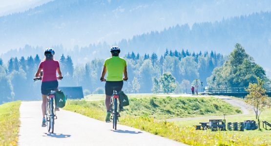 Drau Cycle Path from Italy to Austria Tour