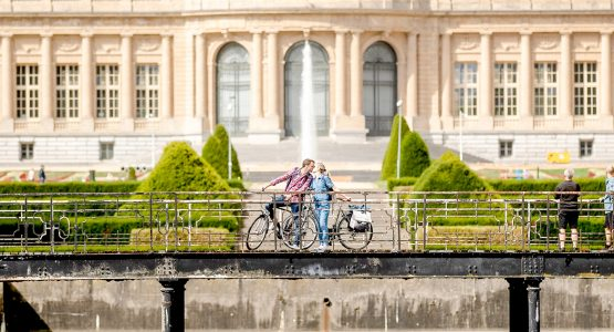 Brussels to Bruges Cycling Tour