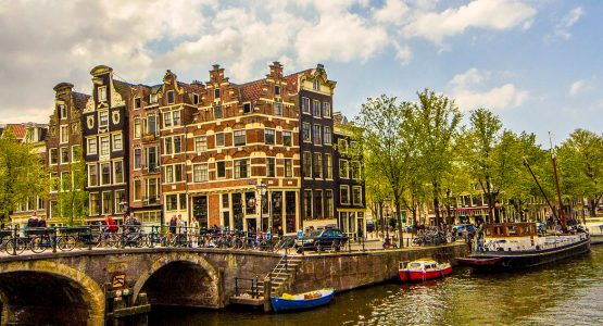 Amsterdam to Bruges Cycling Tour