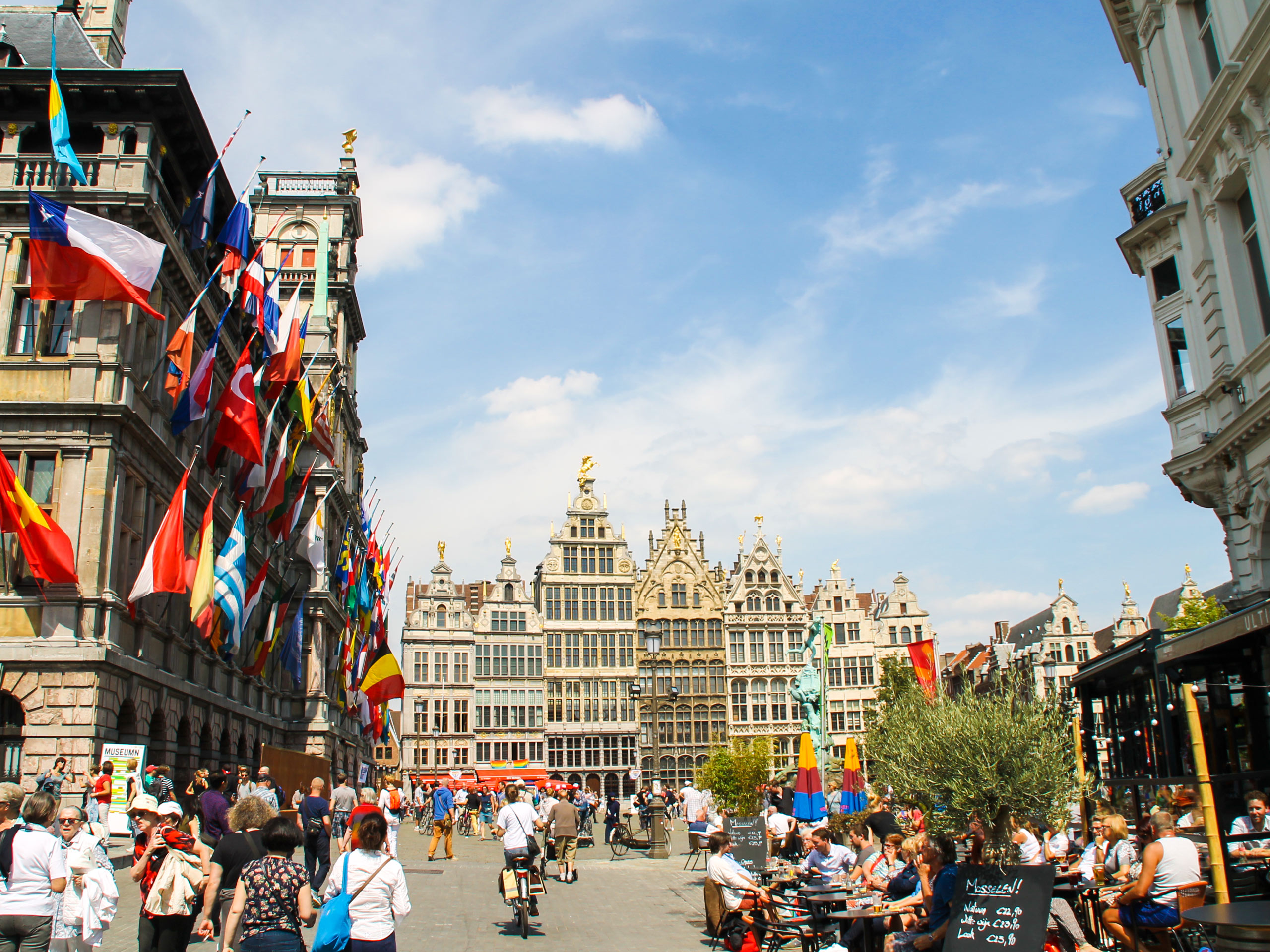 Guild Houses Brussels