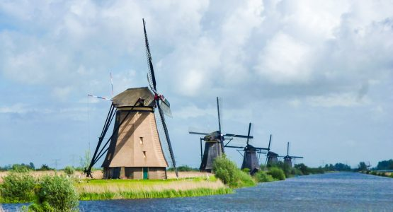 Amsterdam to Brussels Cycling Tour
