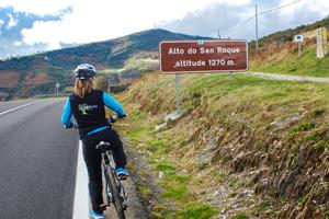 Slow-Paced Camino de Santiago Cycling Tour