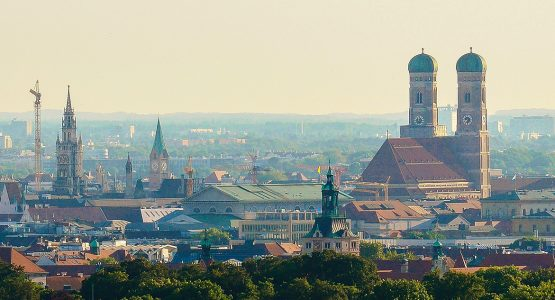 Munich to Venice in 12 days by Bike