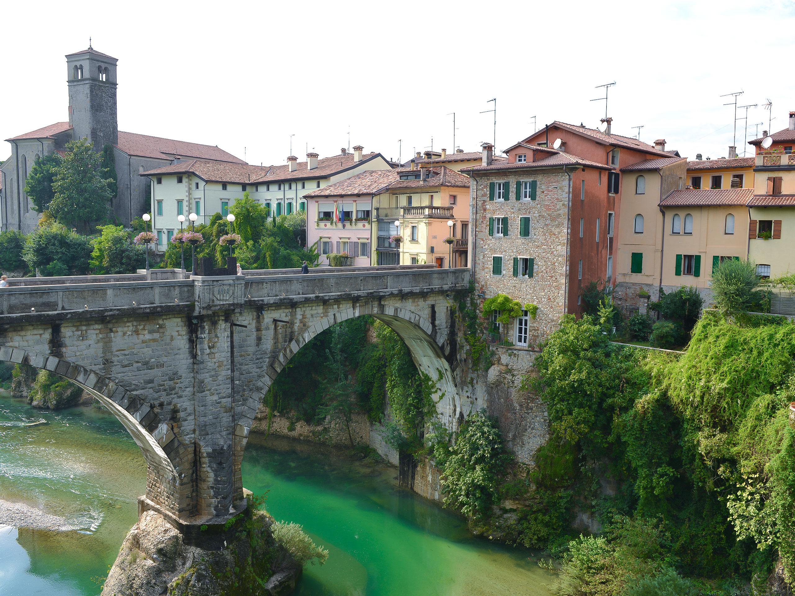Ponte del Diavolo Bridge