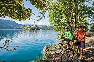 Carinthia Lakes Circuit Bike Tour