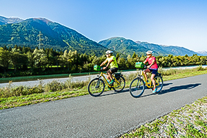 Italian and Austrian Alps Bike Tour