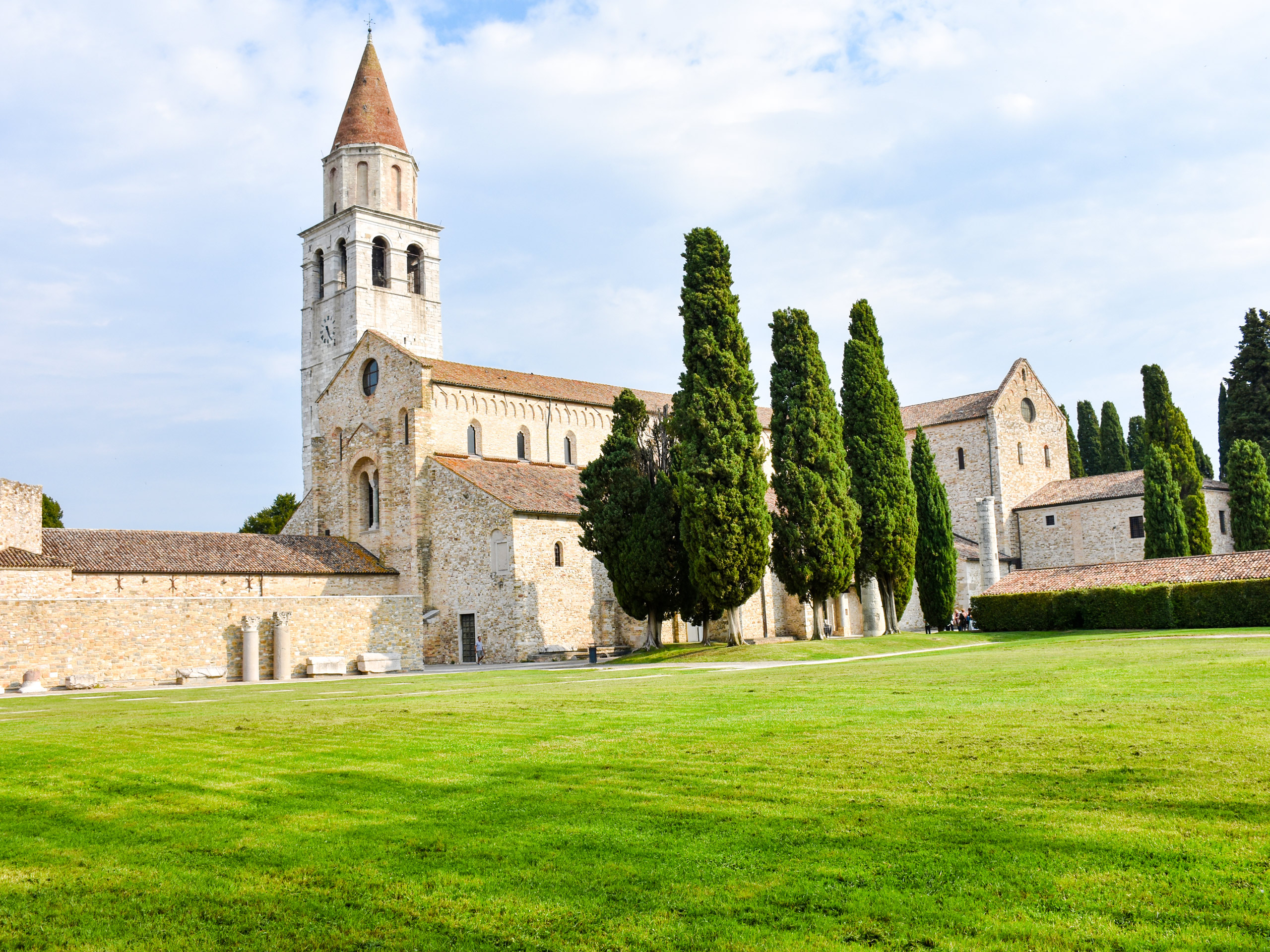 Cathedral of Aquileia Italy