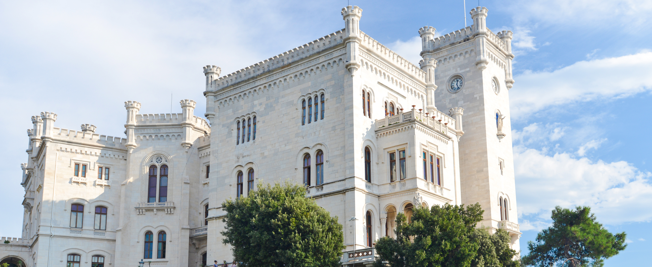 Villach to Trieste Bike Tour