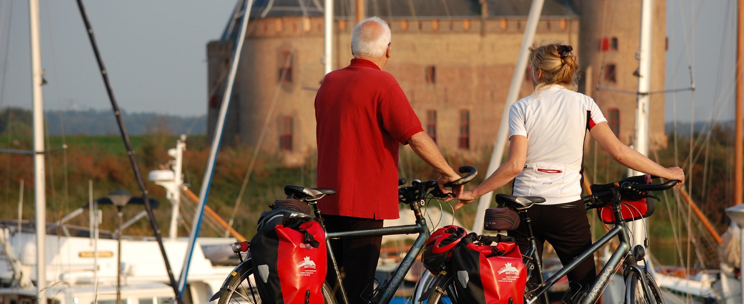 Holland Family Biking Tour