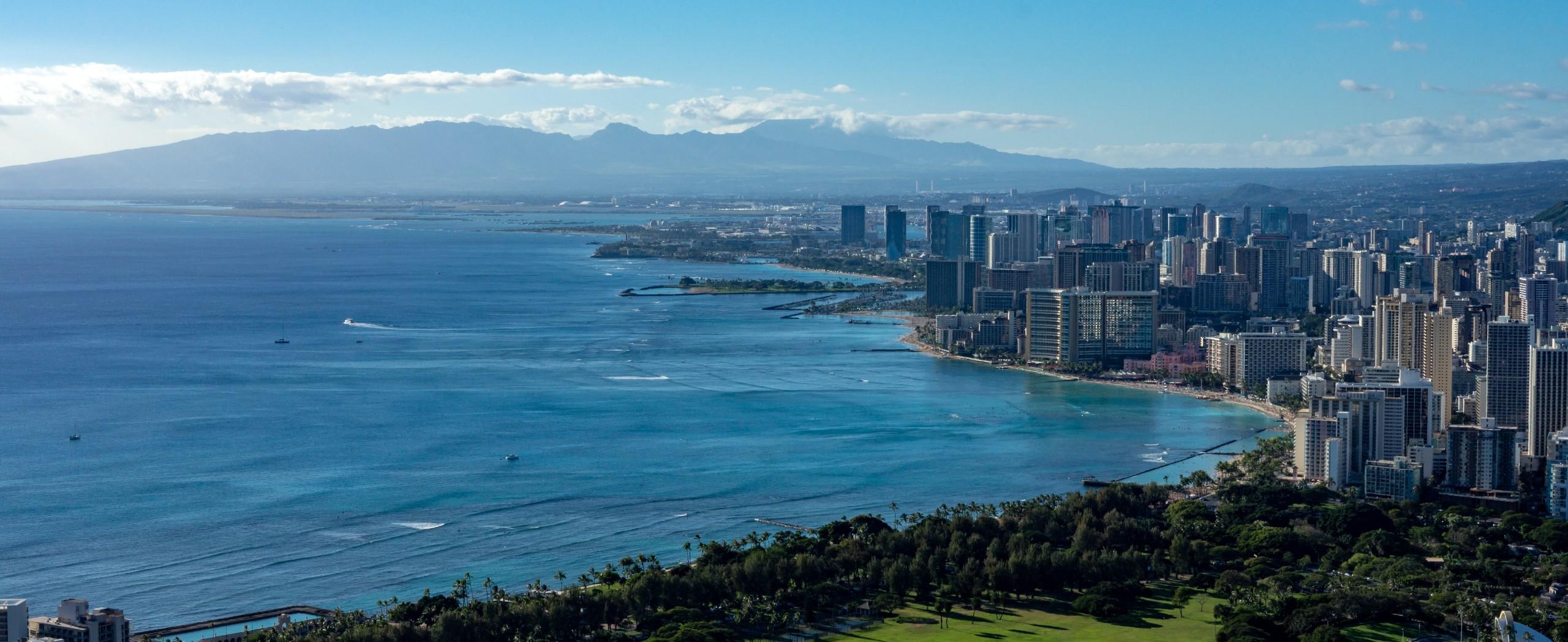 California and Hawaii Multisport Self-Drive Tour