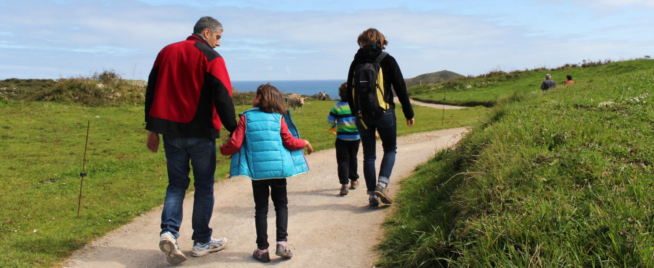 Asturias Family Cycling Adventure