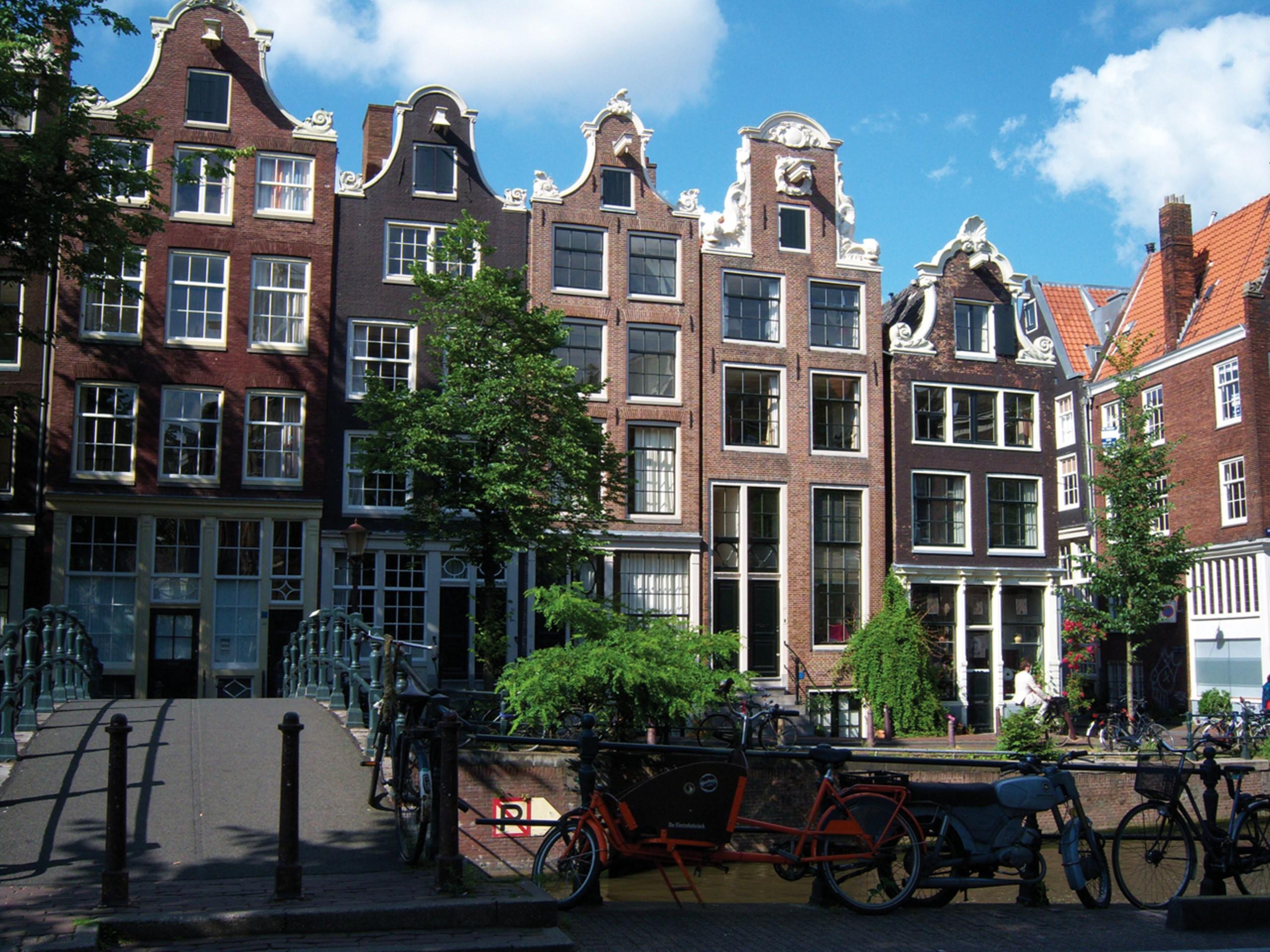 Amsterdam Grachtenpanden