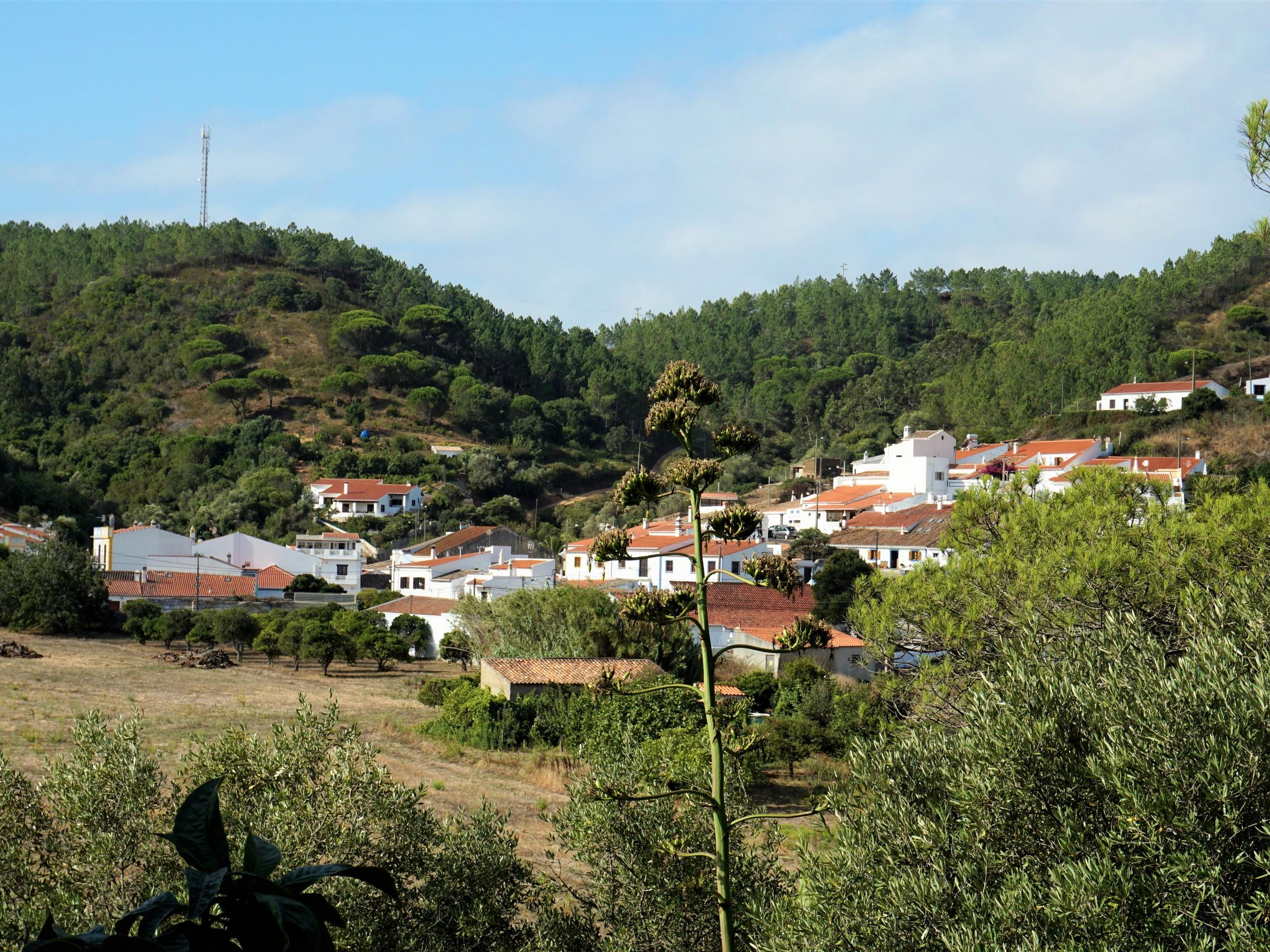 Bordeira in Portugal