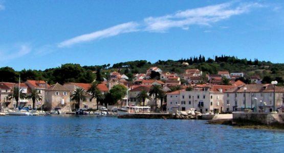 Croatian Islands Walking Tour