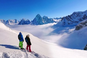 Bella Coola Heli-Ski Adventure
