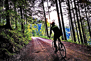 Self-Guided Slovenia Gravel Riding Adventure