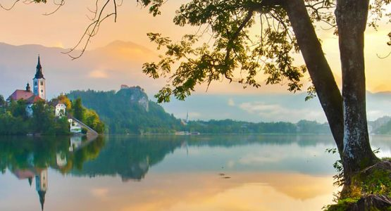 Cycle Touring in Slovenia