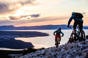 Cycling the Northern Croatian Islands