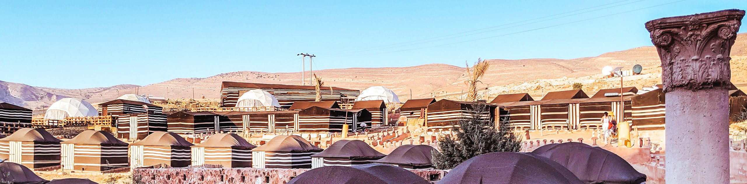 Petra & Wadi Rum Sightseeing Tour