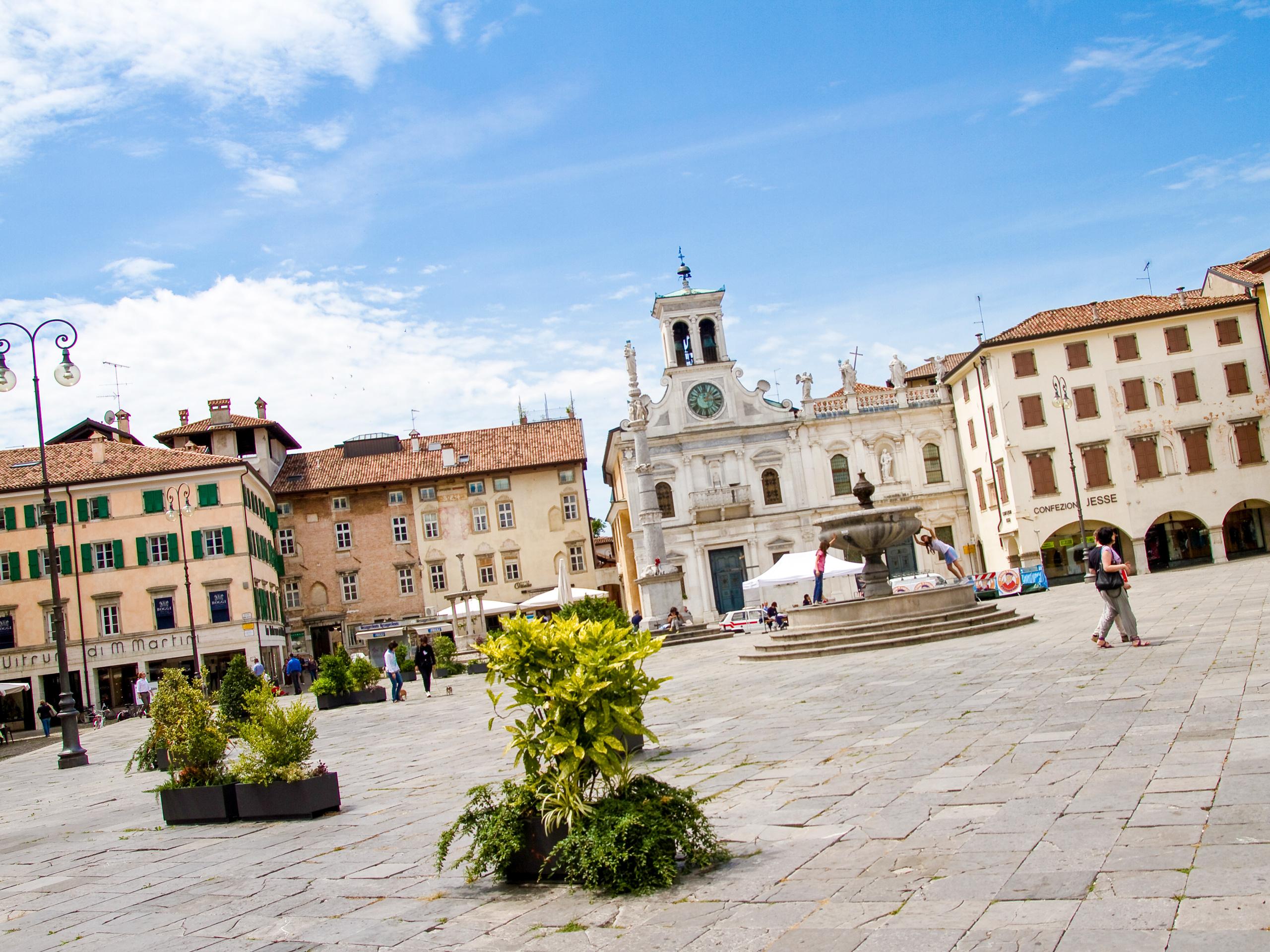 Alpe Adria Udine street view