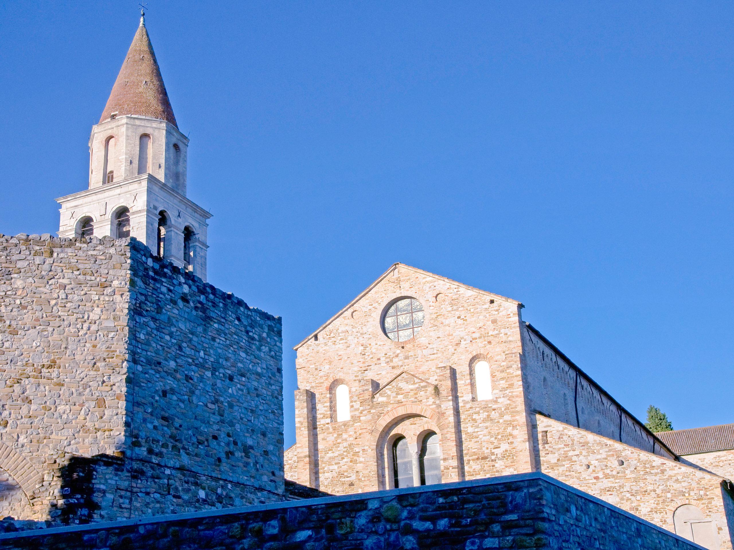 Aquileia architecture