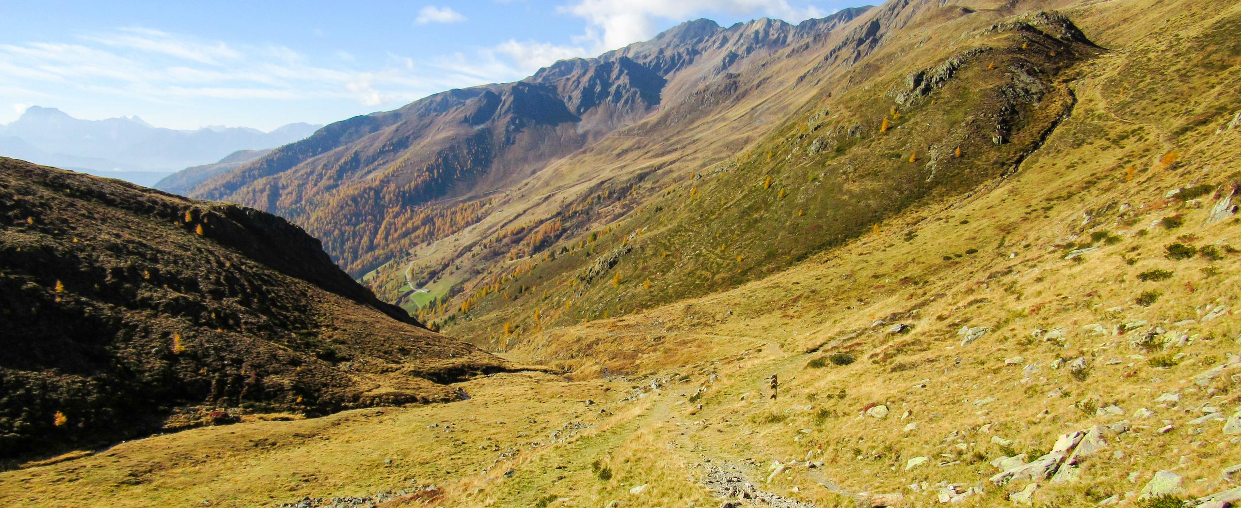 Hiking Kitzbüler to Tre Cime