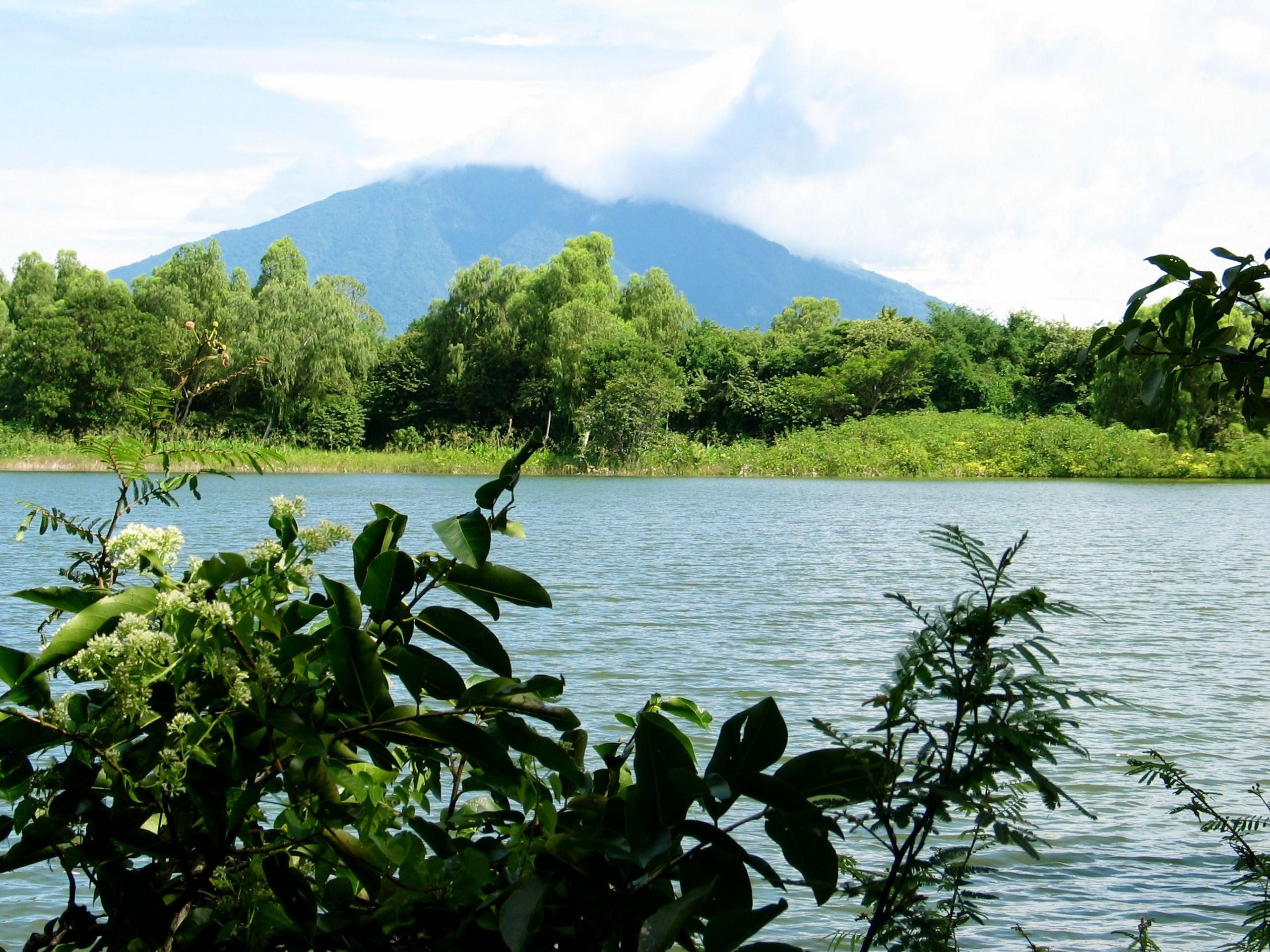 Charco Verde-Ometepe