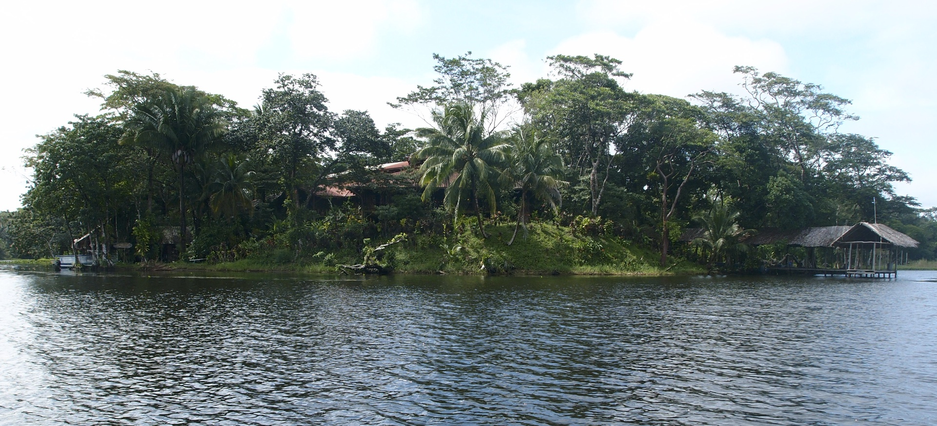 Lodge in Nature Reserve in Nicaragua