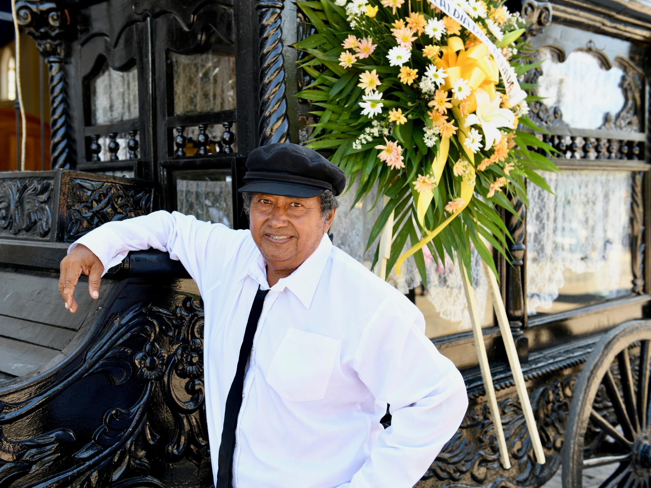 Granada Funeral Hearse