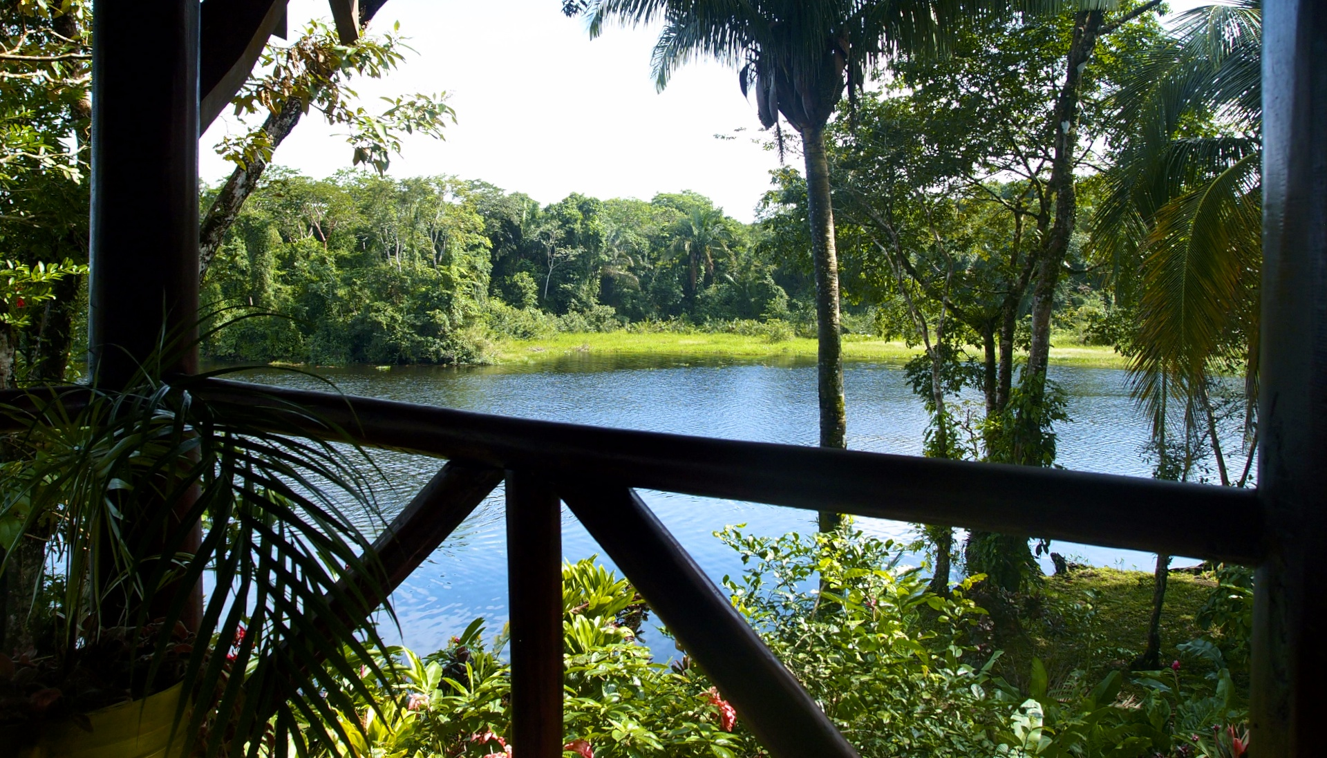 River views while on Birdwatching in Nicaragua