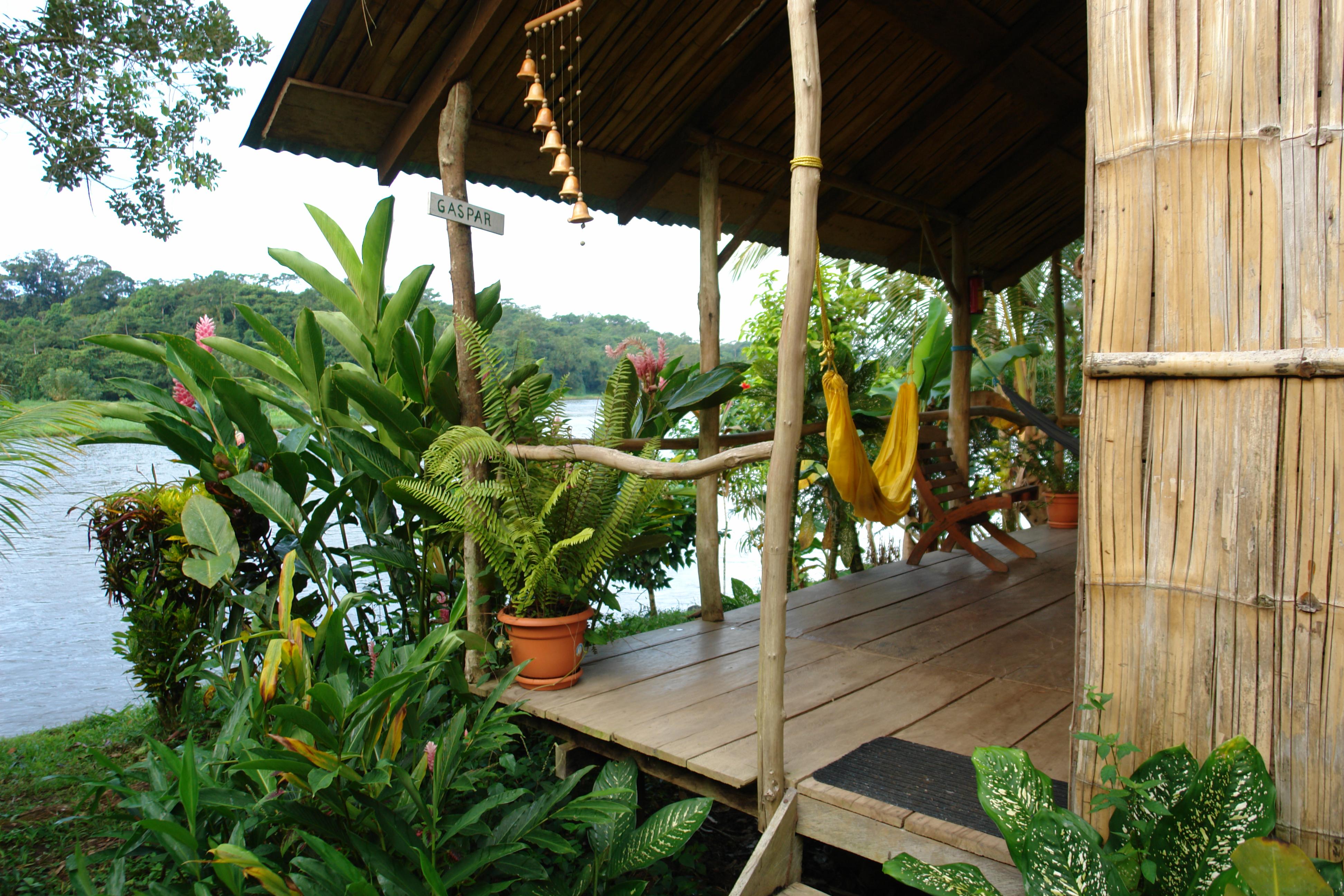 Authentic lodge near River San Juan