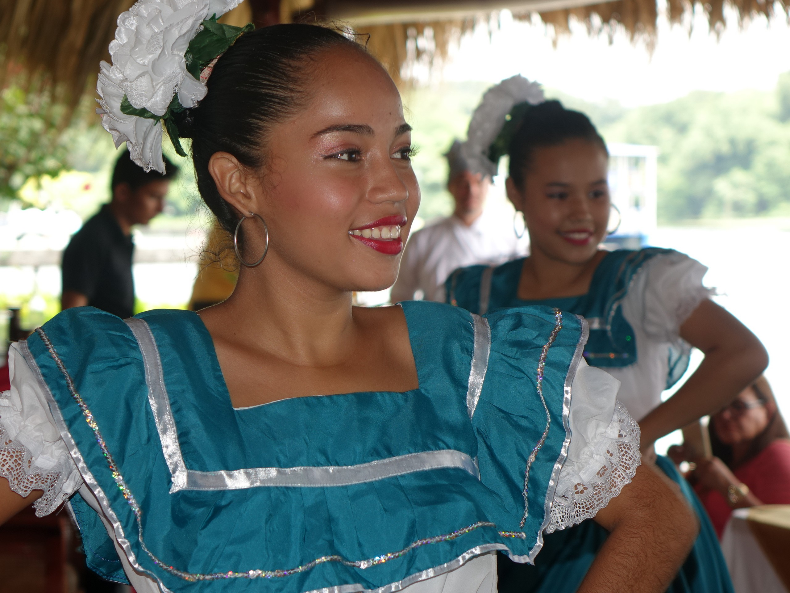 Typical Dance in Nicaragua