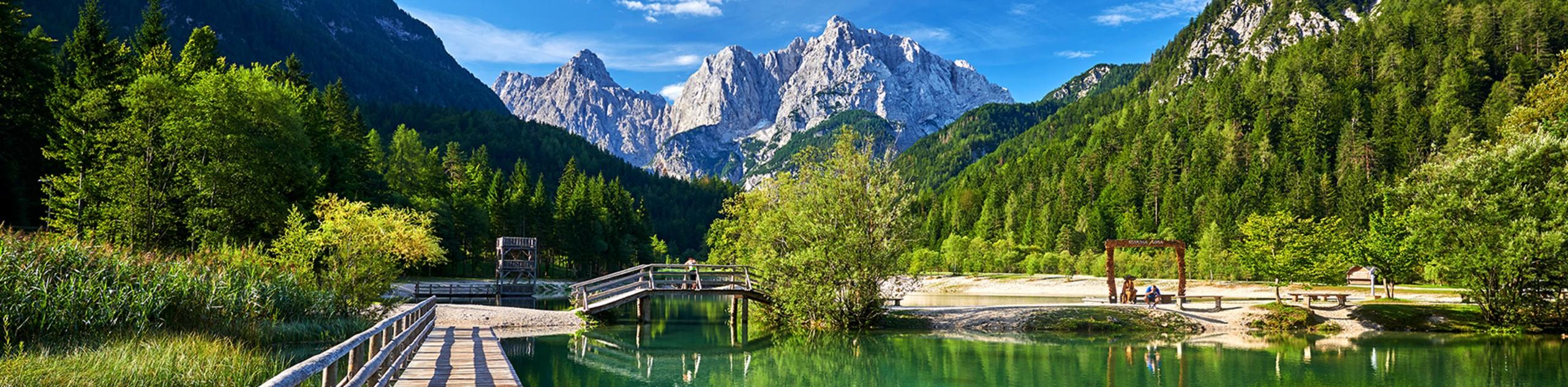 Exploring Slovenia by Bike