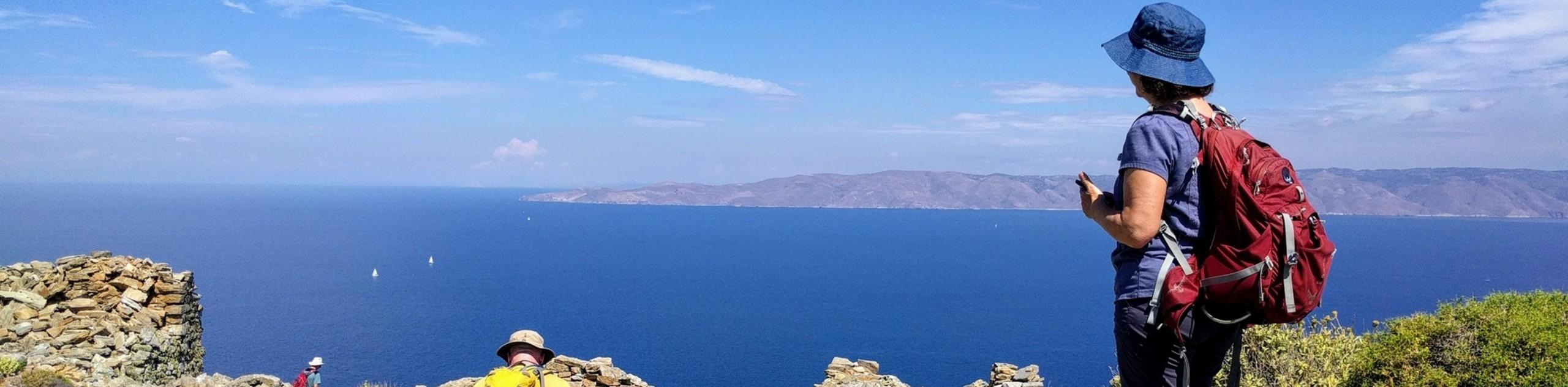 Cyclades Islands Sailing Adventure