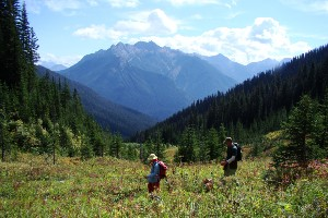 Columbia Valley Hiking Tour