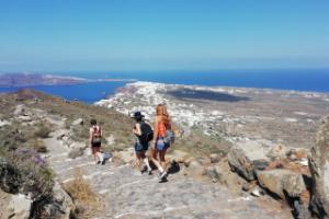 Naxos and Santorini Island Adventure