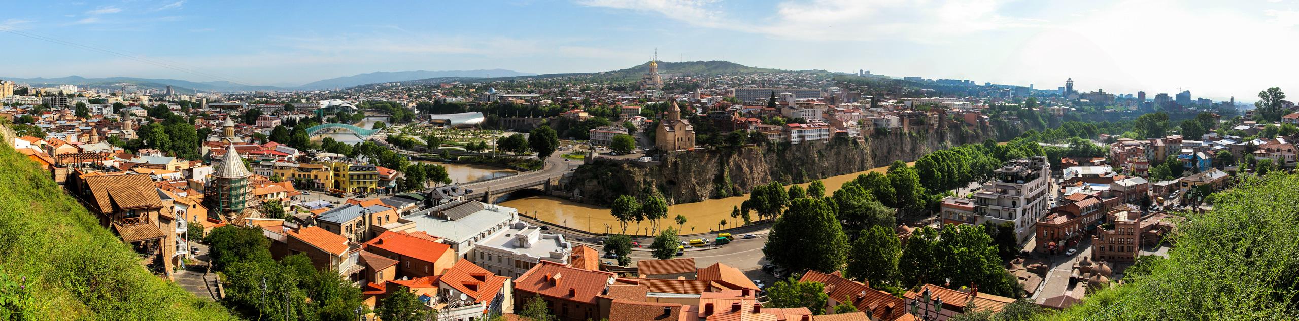 Georgia: Tbilisi to the Black Sea