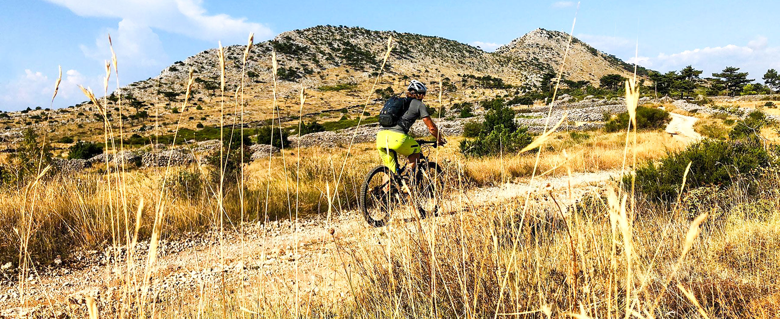 Bike the Southern Dalmatian Islands