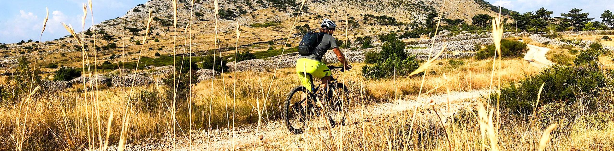 Croatian Islands Mountain Biking Tour