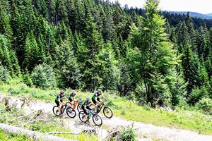 Self-Guided Trans-Slovenia Mountain Bike Tour