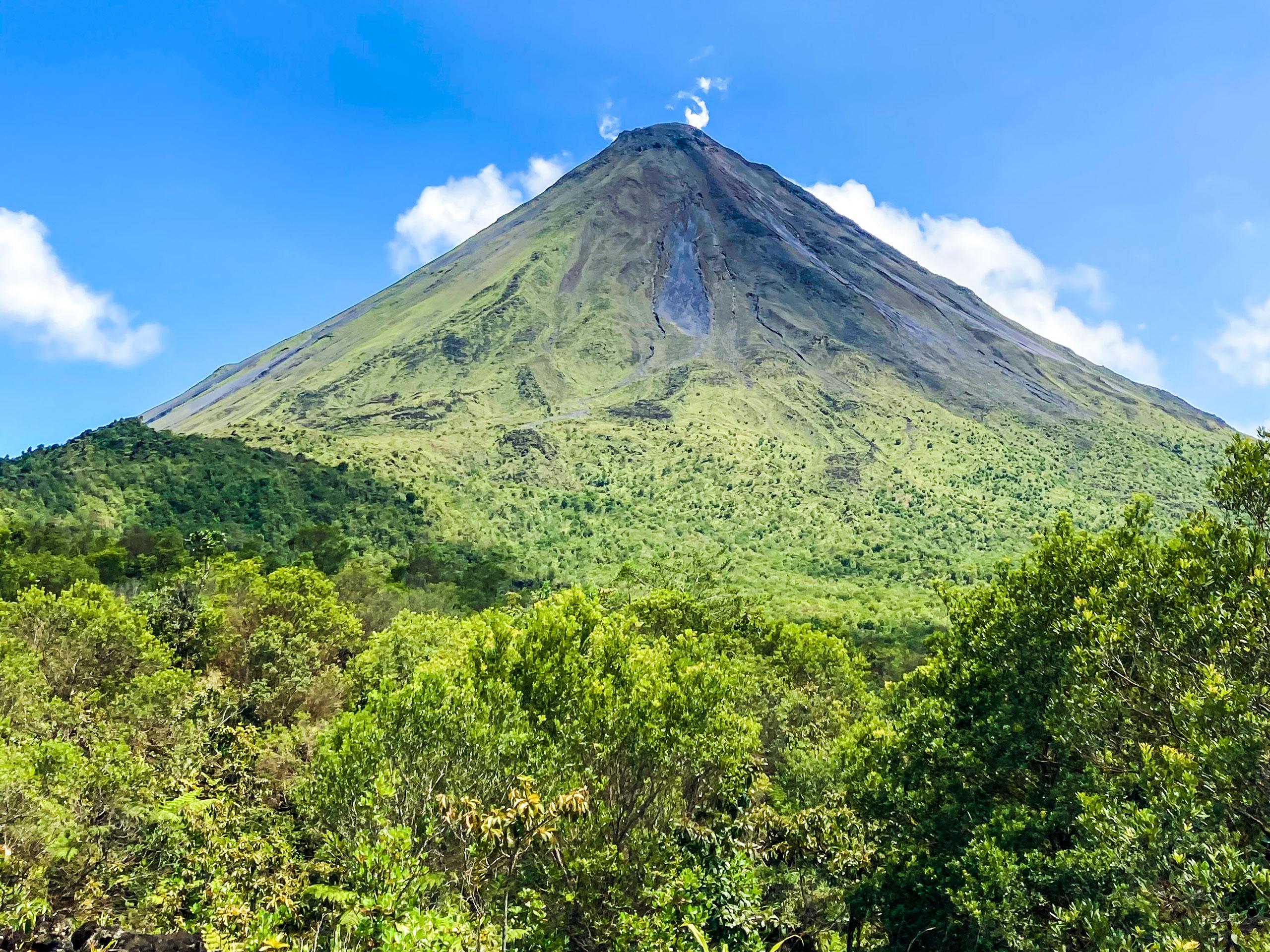 Arenal Volcano beautiful landscape